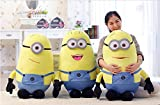 Murga Minion Stuffed 3-D Double Eyed Soft Toy - 68 cm 1 Pcs + one small minion soft toy worth Rs 250 free