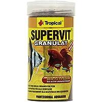 Tropical supervit granulado Premium Forro Principal para Todos los Peces Ornamentales, 1er Pack (1x 250ml)