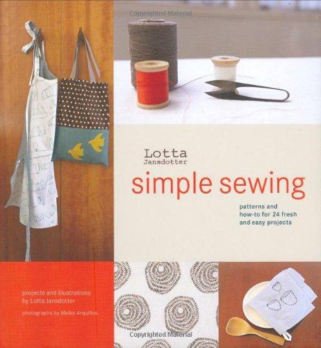 Lotta Jansdotter's Simple Sewing por Lotta Jansdotter