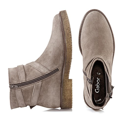Ankle Boot With Straps Affection 51.652 Marrone