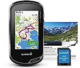 Garmin Oregon 700 GPS-Handgerät + TOPO TransAlpin+ PRO