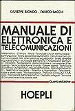 Manuale di elettronica e telecomunicazioni