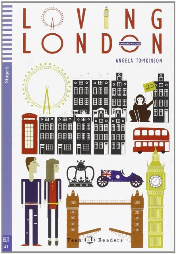 Loving London (+CD) por Tomkinson Angela