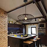 FOSHAN-MINGZE-Hngeleuchte-Deckenleuchte-Antik-Kupfer-Kfig-Design-toll-fr-Caf-Restaurant-Esszimmer-1-Stck