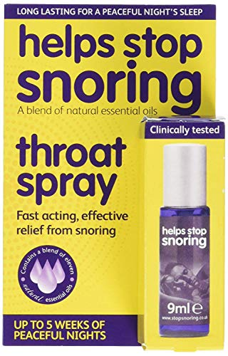 Stop Schnarchen Spray, 59 g -