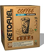 KETOFUEL COLD BREW + HOT BREW Combo Pack