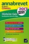 Annales Annabrevet 2017 Histoire G�og...