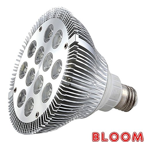 LED PAR38 pour plantes Indoor – Booster Bloom + offert