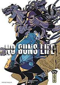 No Guns Life Edition simple Tome 6