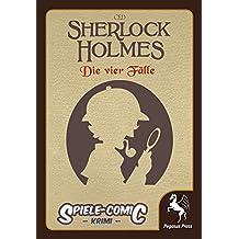 Spiele-Comic Krimi: Sherlock Holmes 01(Hardcover)
