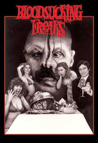 Freaks Bloodsucking locandina, 11 In 28 x 17 cm x 44 cm, O Seamus 'Brian Niles McMaster Viju Krim Alan Dellay Dan Fauci