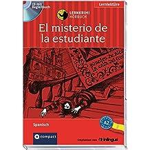 El misterio de la estudiante (de Salamanca): Compact Lernkrimi Hörbuch. Spanisch - Niveau A2