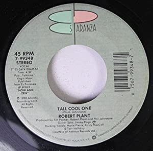 Robert Plant -  Fate Of The World