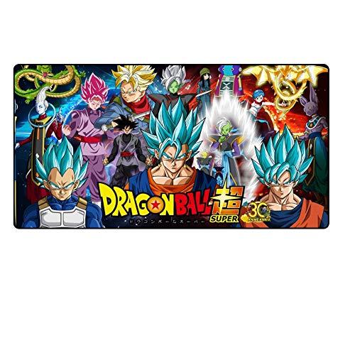 IGZNB Dragon Ball 800X300Mm Alfombrilla Ratón, Extendido