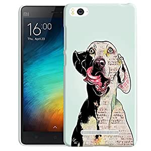 Theskinmantra Pattern 429 back cover for Xiaomi Mi 4i
