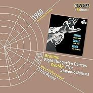 Brahms: Hungarian Dances - Dvořák: Slavonic Dances
