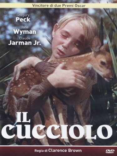 Die Wildnis ruft / The Yearling (1946) ( ) [ Italienische Import ]