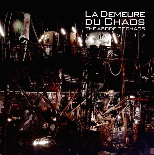 La Demeure du chaos : Opus IX, Révélation par Thierry Ehrmann