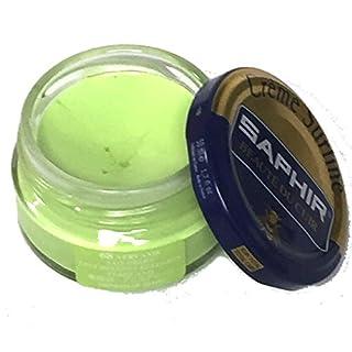 Saphir Creme Surfine Cream shoe polish 50ml ((94) ANIS GREEN)