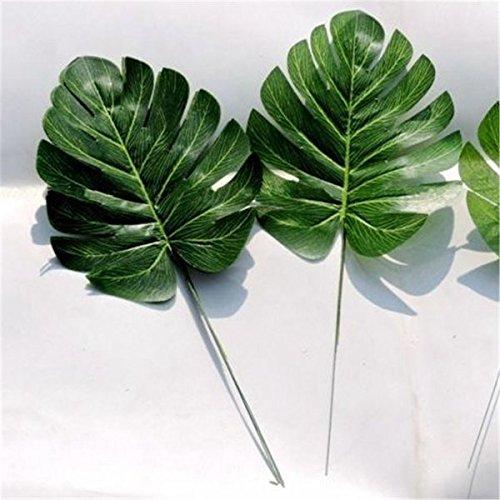 bazaar-verte-artificielle-monstera-palme-pulverisation-fougere-arbre-plante-feuille-decor-branche-de