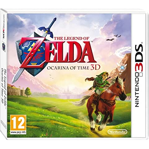 The Legend of Zelda: Ocarina of Time 3D (Nintendo 3DS)[Importación inglesa]