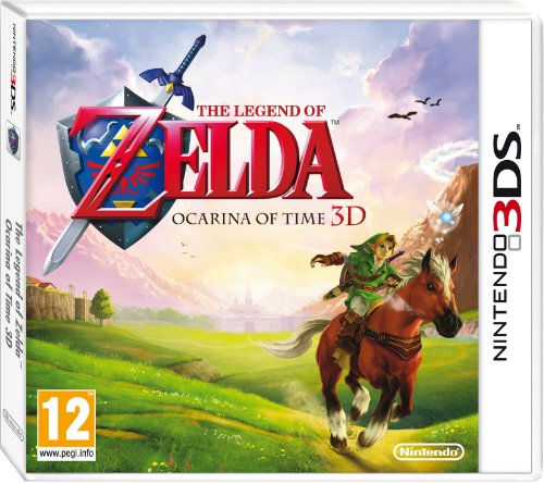 The Legend of Zelda: Ocarina of Time 3D [Pegi]