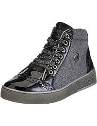 bugatti Damen 421291315060 Hohe Sneaker