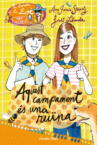 3. Aquest campament és una ruïna: Top secret 3 (Catalan Edition) por Ana García-Siñeriz