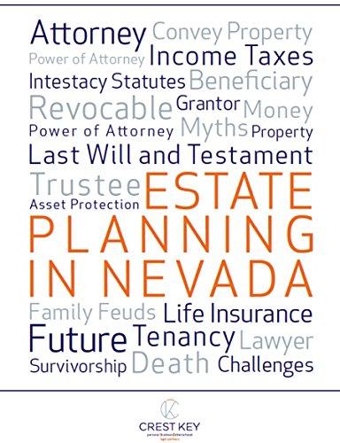 Estate Planning In Nevada (English Edition)