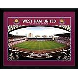 GB eye 16 x 12-Inch West Ham, Boleyn Ground Framed Photograph by GB Eye Limited