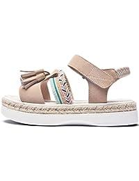 Amazon Sandalias Zapatos Para Piel Mujer es Chanclas Y Nuevo A6qrRA