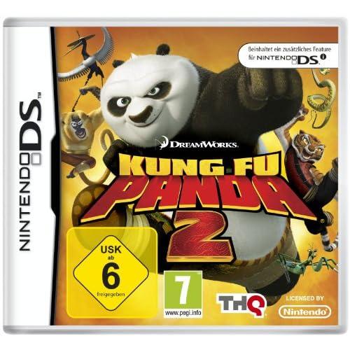 KUNG FU PANDA 2 / Nintendo DS Juego EN ESPANOL Compatible Nintendo DS LITE-DSI-3DS-2DS-3DS XL-2DS XL ** ENTREGA 3/4 DÍAS LABORABLES + NÚMERO DE SEGUIMIENTO ** 10