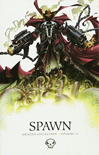 Spawn: Origins Volume 11 por Todd McFarlane