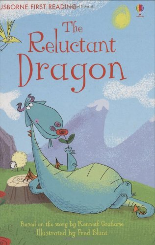 The Reluctant Dragon (Usborne First Reading)