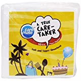 #7: Care Mate Paper Napkins - Soft 33x33, 50 Pieces Pack