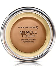 Max Factor Miracle Touch Liquid Illusion Number 85 Foundation, Caramel