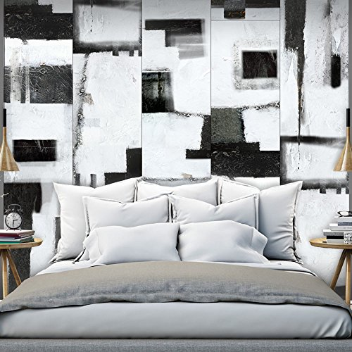 murando - PURO TAPETE - Realistische Tapete ohne Rapport und Versatz - Kein sich wiederholendes Muster - 10m Vlies Tapetenrolle - Wandtapete - modern design - Fototapete - Abstrakt f-A-0401-j-b