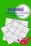 SUDOKU PUZZLE BOOKS for CHILDREN'S: Adult Puzzle Books, Genius Game Activities,  Young Games, Travel Pocket, 200 Puzzles Random Easy to Very Hard with Resolution (Volume 5)