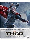 Thor - The Dark World (Limited Steel Book Edition) (Blu-Ray 3D+Blu-Ray)
