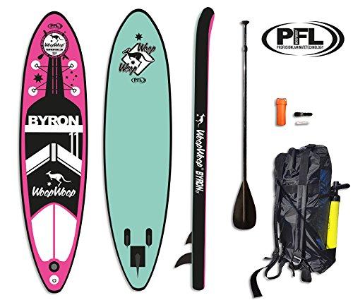 Woop Woop Tabla Paddle Surf Hinchable Byron 11 PFL SUPPFL13