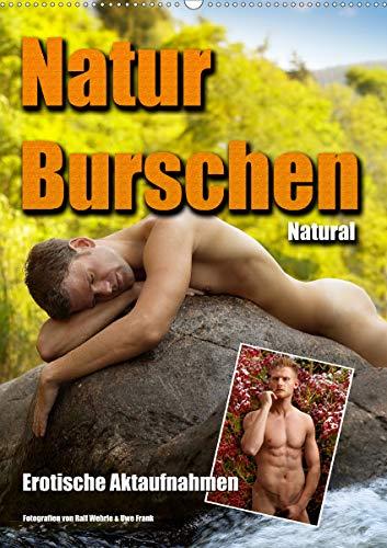 Naturburschen Natural (Wandkalender 2020 DIN A2 hoch)