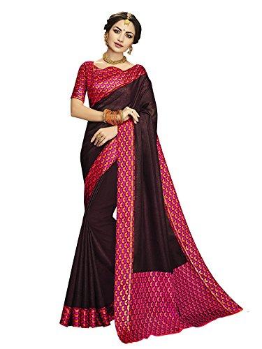EthnicJunction Latest Collection of Designer Sarees - Ikkat Printed Kota Silk Saree...
