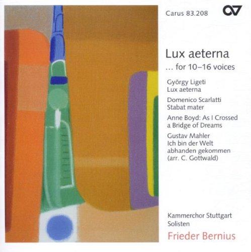 Ligeti : Lux aeterna
