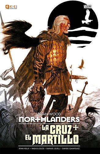Northlanders : La cruz + El martillo por Brian (guión) ; Zezelj, Danijel (dib.) Wood