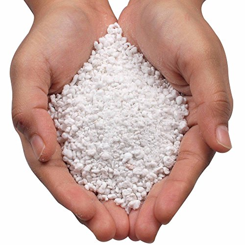 Pepper Agro Perlite for Gardening Hydroponics Medium Horticultural Potting Soil 1.9 Kg