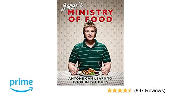 Jamie Oliver Ministry Of Food Book