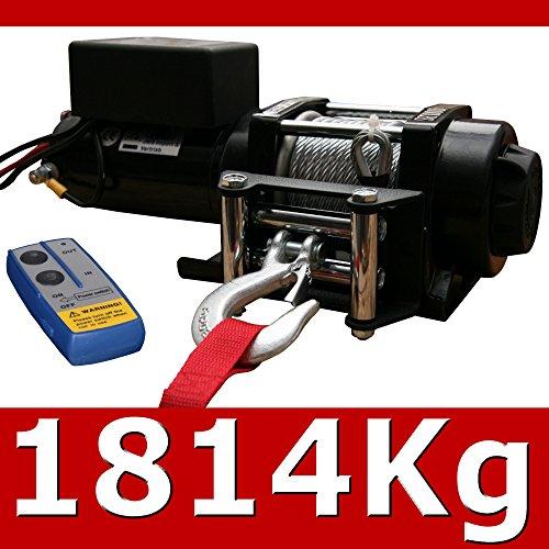 Elektrische ATV Seilwinde 4000 Lbs
