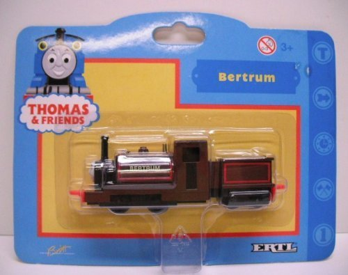 Bertrum Engine From Thomas the Tank Engine by ERTL - Thomas Engine The Tank Ertl