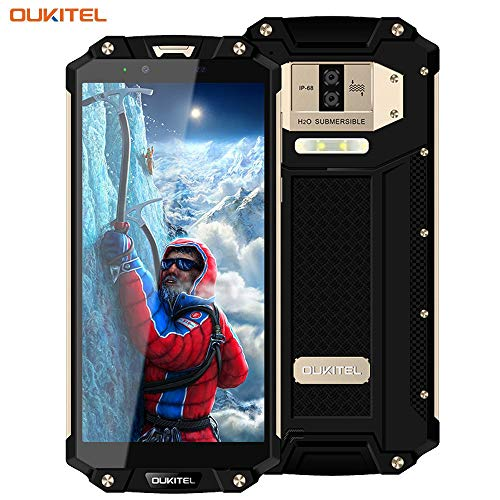 OUKITEL WP2 - Robusto Teléfono Móvil 6.0