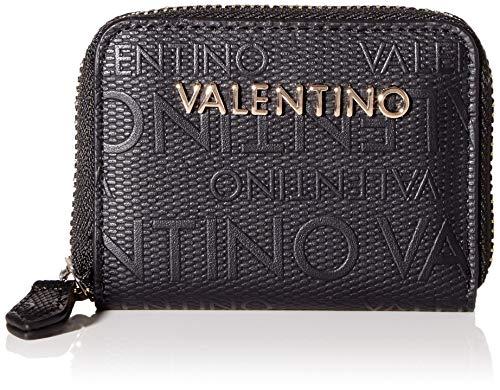 Valentino by Mario Winter Dory, Portefeuilles femme, Noir (Nero), 1.8x7.5x10 cm (B x H T)